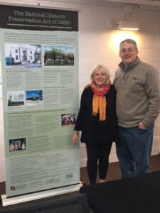 This New Exhibition Commemorating The 50th Anniversary Of National Historic Preservation Act NHPA 1966 Will Open At 112 Bridge Street On Tuesday
