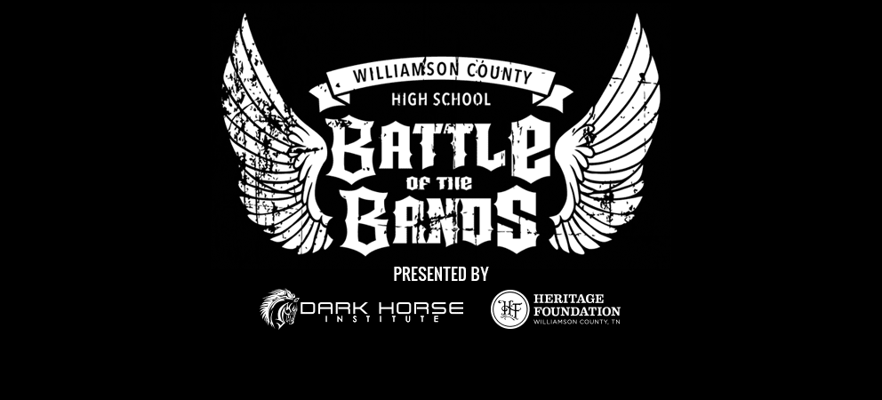 High School Battle of the Bands Competition at Main Street Festival